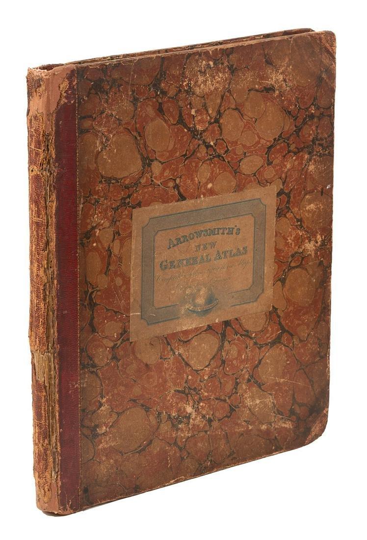 Arrowsmith's New General Atlas 1817