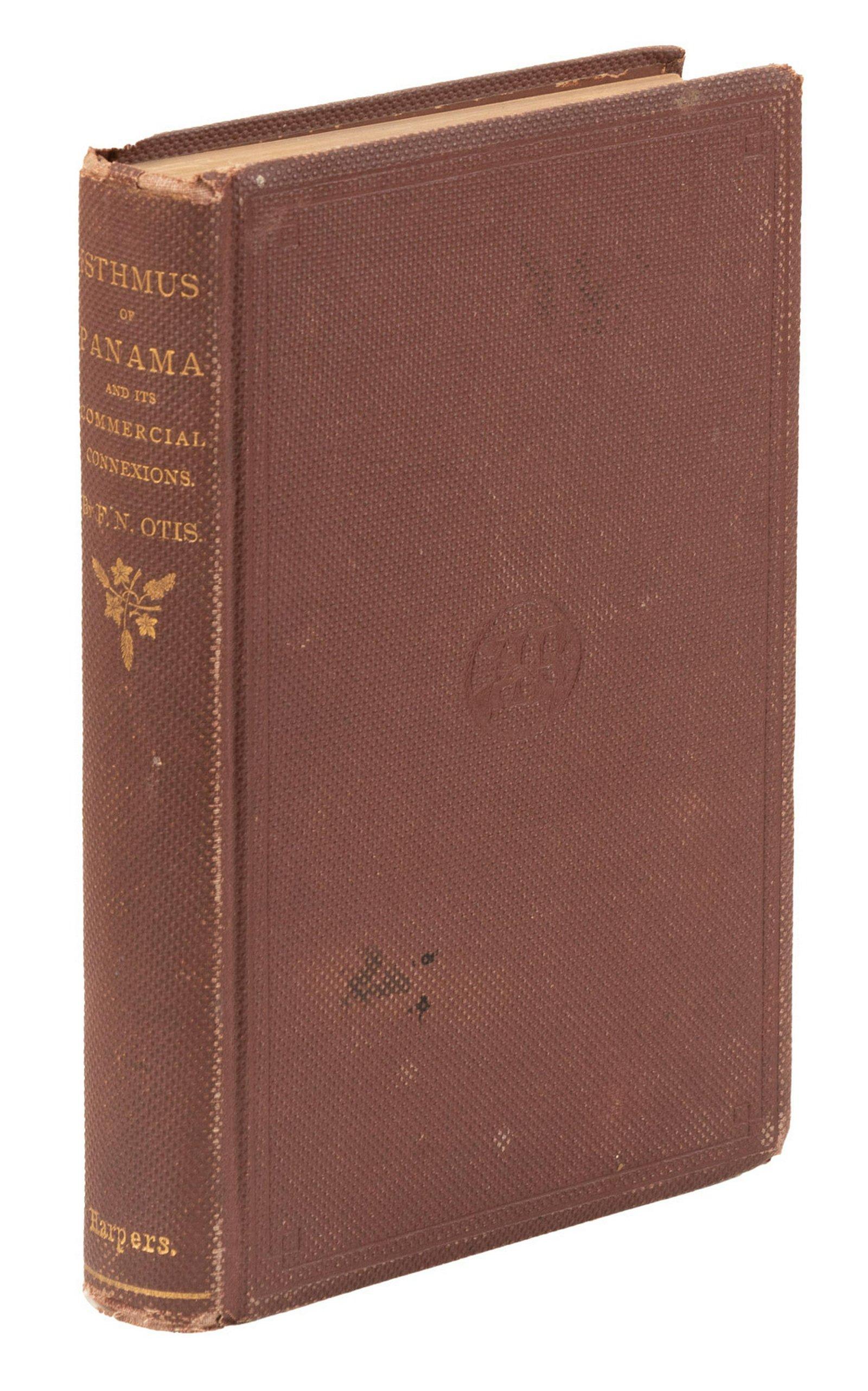 History of Panama Railroad with historic association
