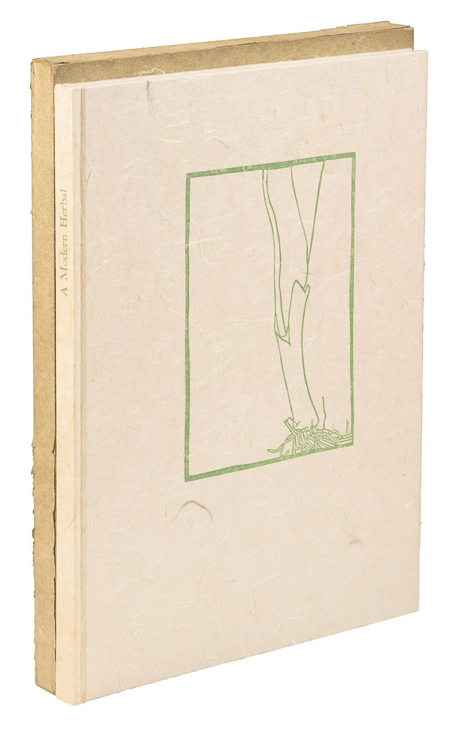 A Modern Herbal - Peregrine Press