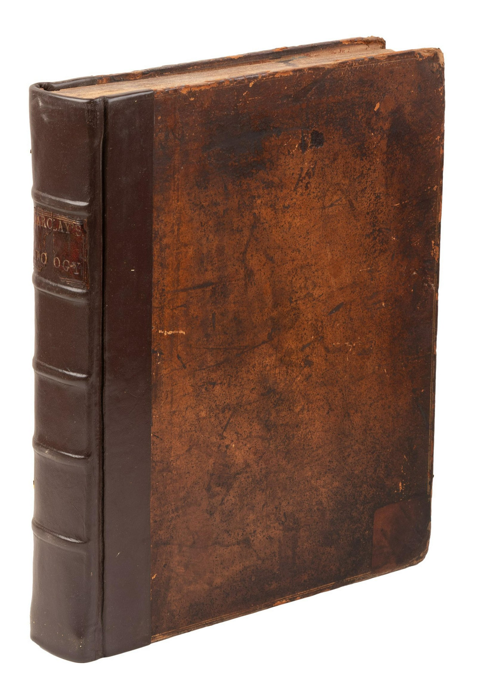 Barclay on the Quakers, 1765 Baskerville edition