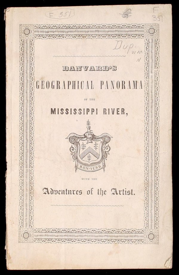 1011: Description of Banvard's Panorama of Mississippi