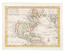 Jan de Lat California as an island 1747