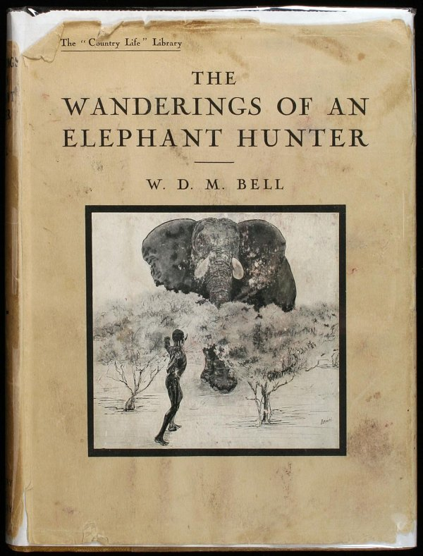 2023: Wanderings of an Elephant Hunter in Rare Jacket