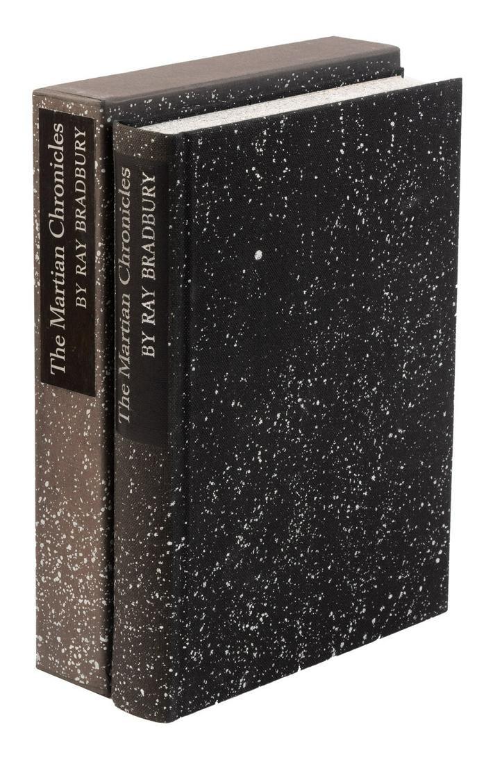 The Martian Chronicles Ray Bradbury Limited Edition