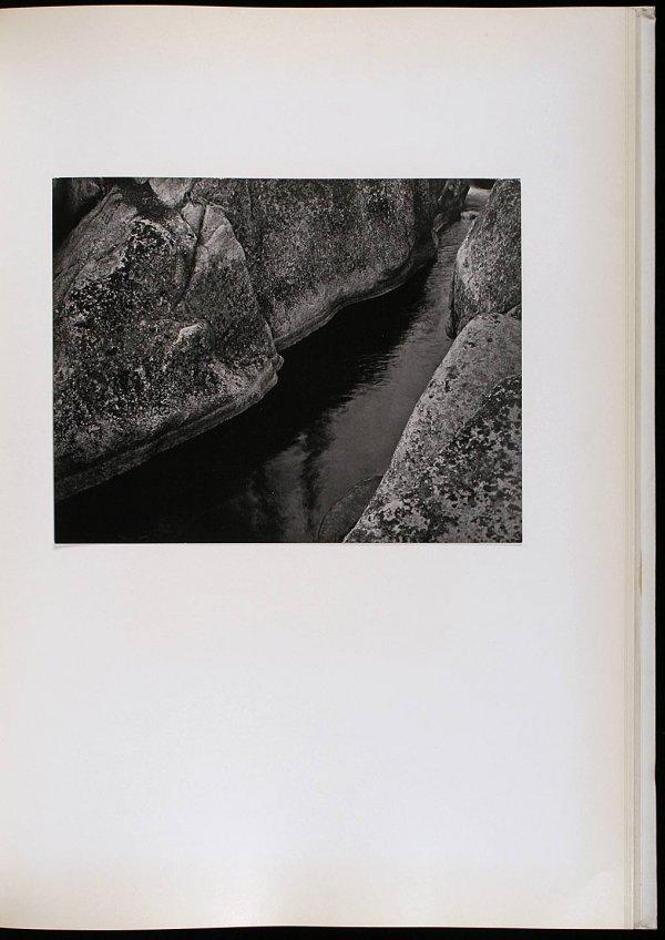 3: Ansel Adams' John Muir Trail 1/500