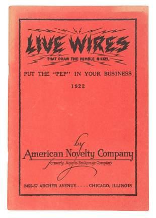 Post WWI wholesaleretail marketing