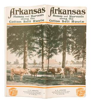 Homes Harvests in Arkansas 1910