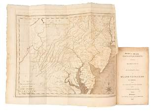 Quest for canals in US 1805 with map