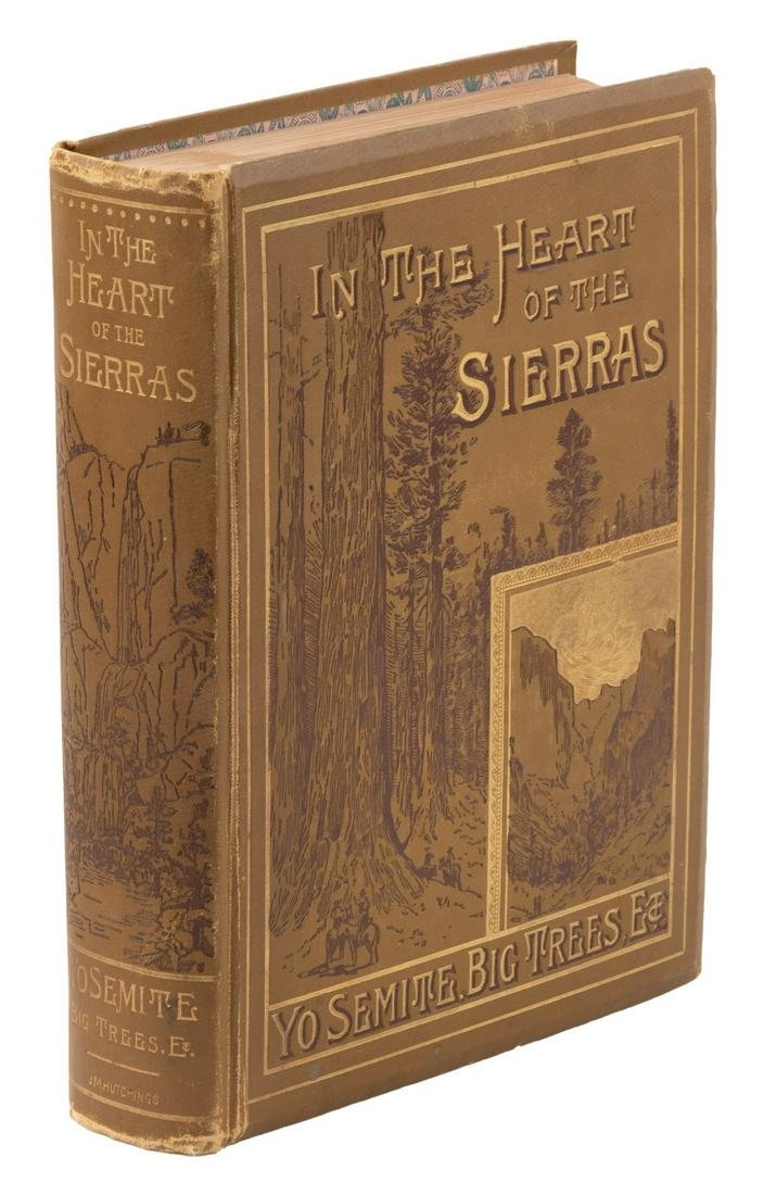 Hutchings In the Heart of the Sierras