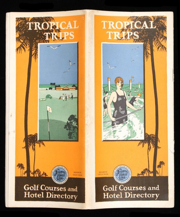 1009: Tropical Trips: Golf Courses, Season 1923-24