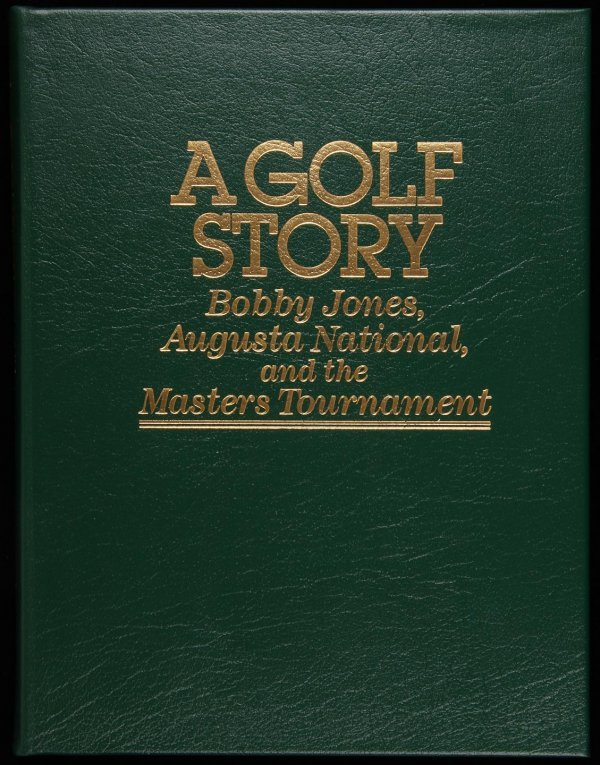 1012: Price, A Golf Story: Jones, Augusta...Deluxe Ed.