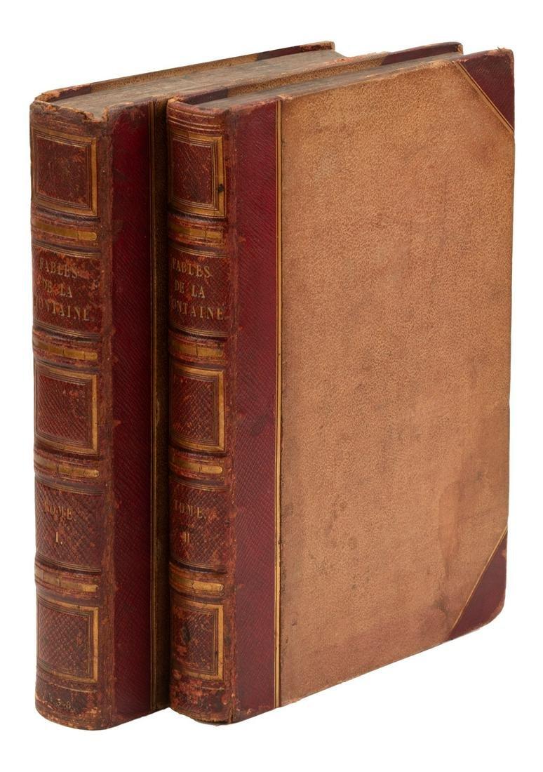 Fables de La Fontaine, 1838