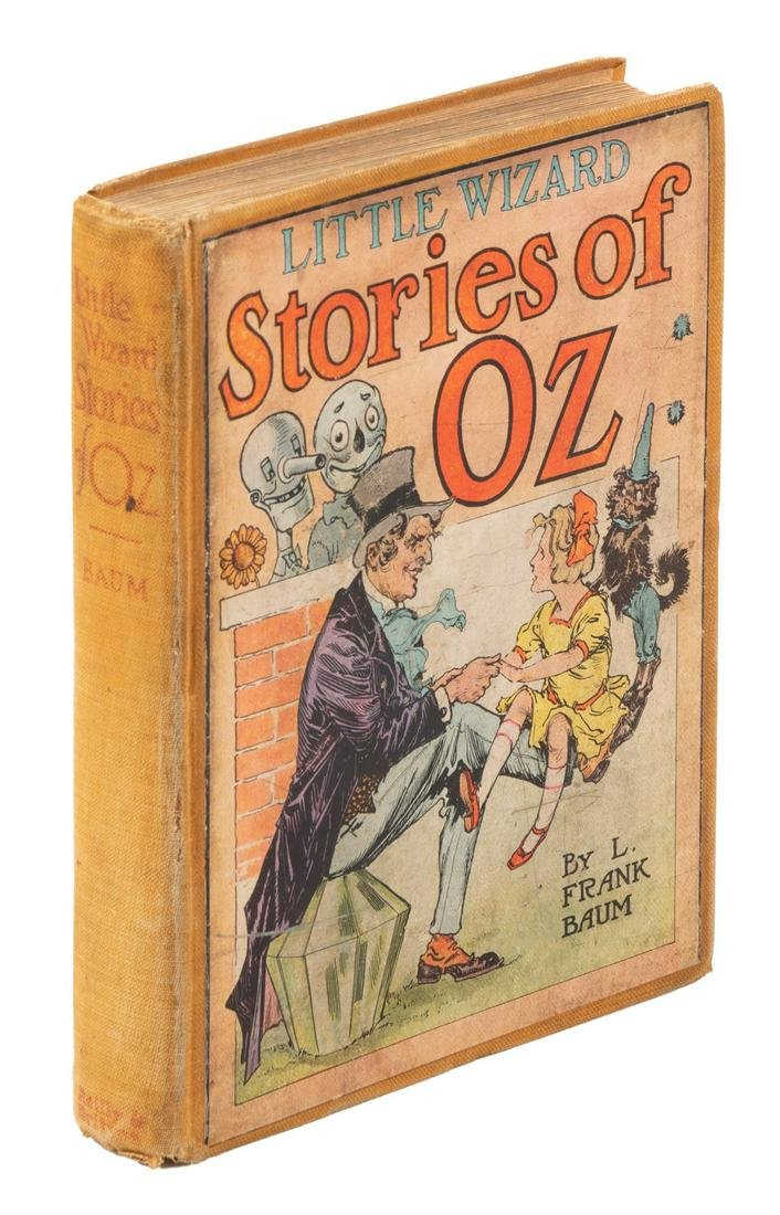 Little Wizard Stories of Oz 1st Edition 2nd Printing