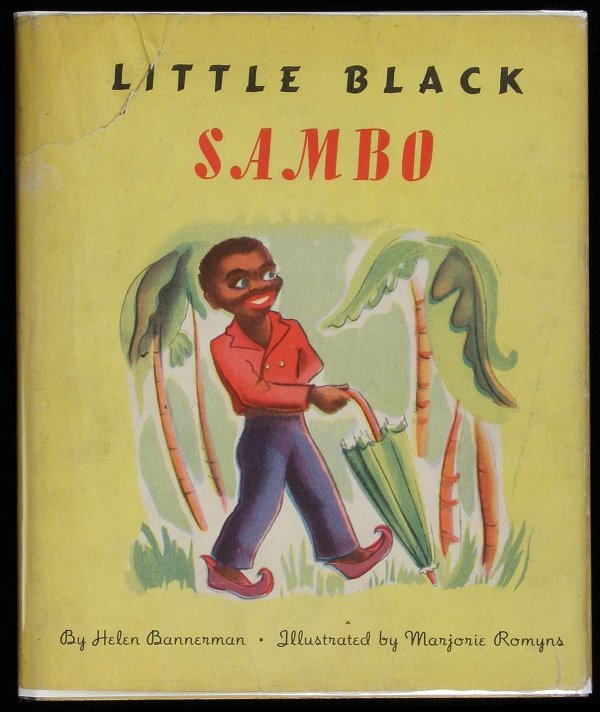 2003: Little Black Sambo 1945 Edition in DJ