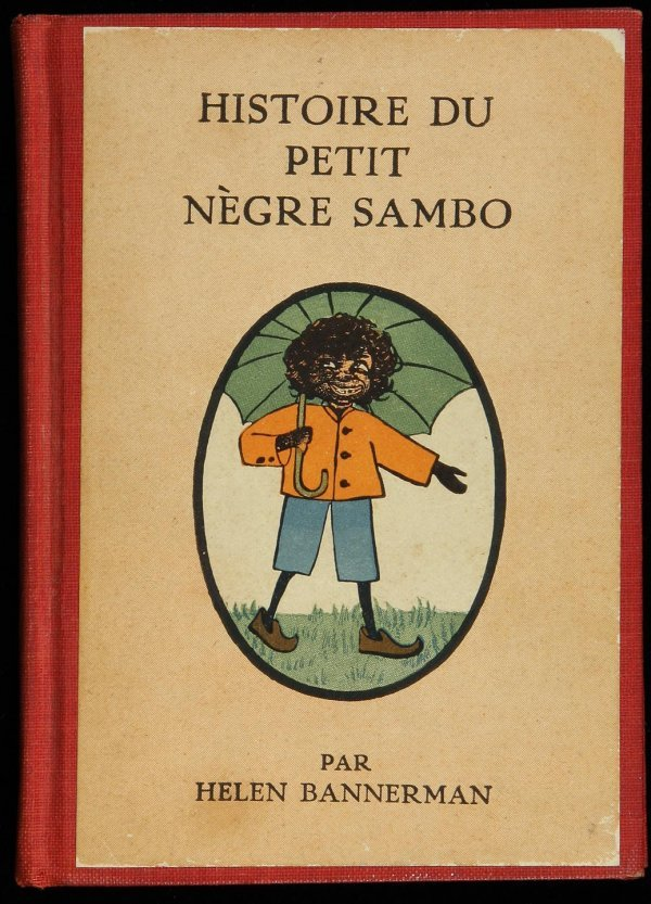 2005: Little Black Sambo in French
