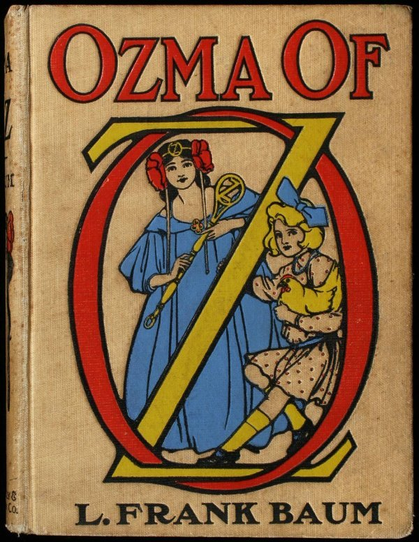 2007: Ozma of Oz