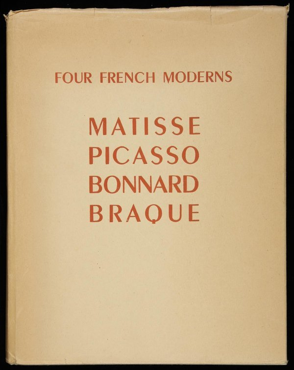 2020: 4 French Moderns Matisse Picasso Bonnard Braque
