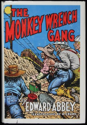 1: Abbey's Monkey Wrench Gang 10th Anniversary