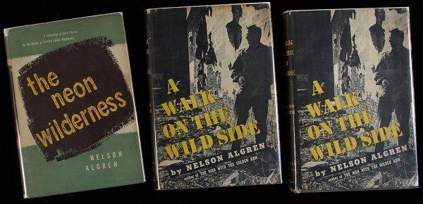2: Algren: Neon Wilderness & Walk on Wild Side