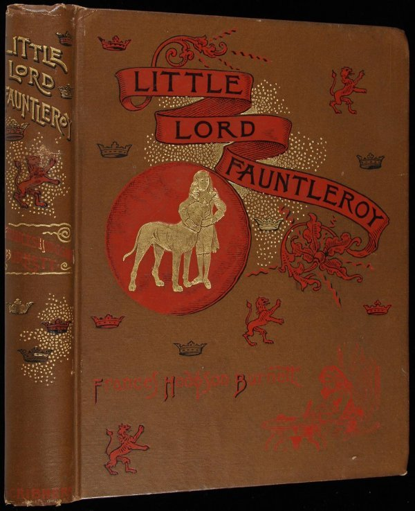 13: F.H. Burnett Little Lord Fauntleroy First Edition