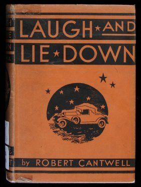 15: Cantwell, Laugh and Lie Down 1st Ed. 1st issue