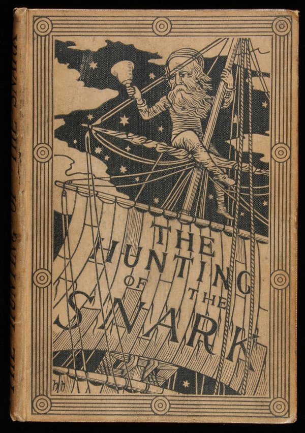 18: Lewis Carroll, Hunting of the Snark, 1st Ed. 1876