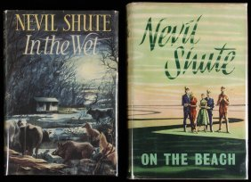 170: Two first editions by Nevil Shute - one signed