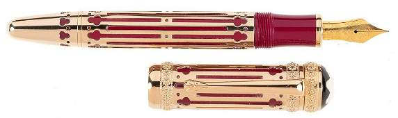 MONTBLANC Patron 4810: CATHERINE II the Great Fountain