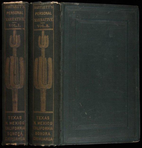 1013: J.R. Bartlett's Personal Narrative