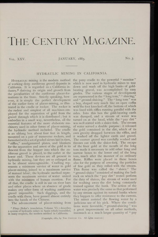 1024: Early California Articles bound together 1880-90s
