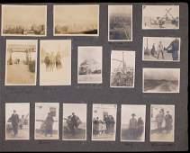 1380 Album w 598 photos Japan  Orient circa 1918