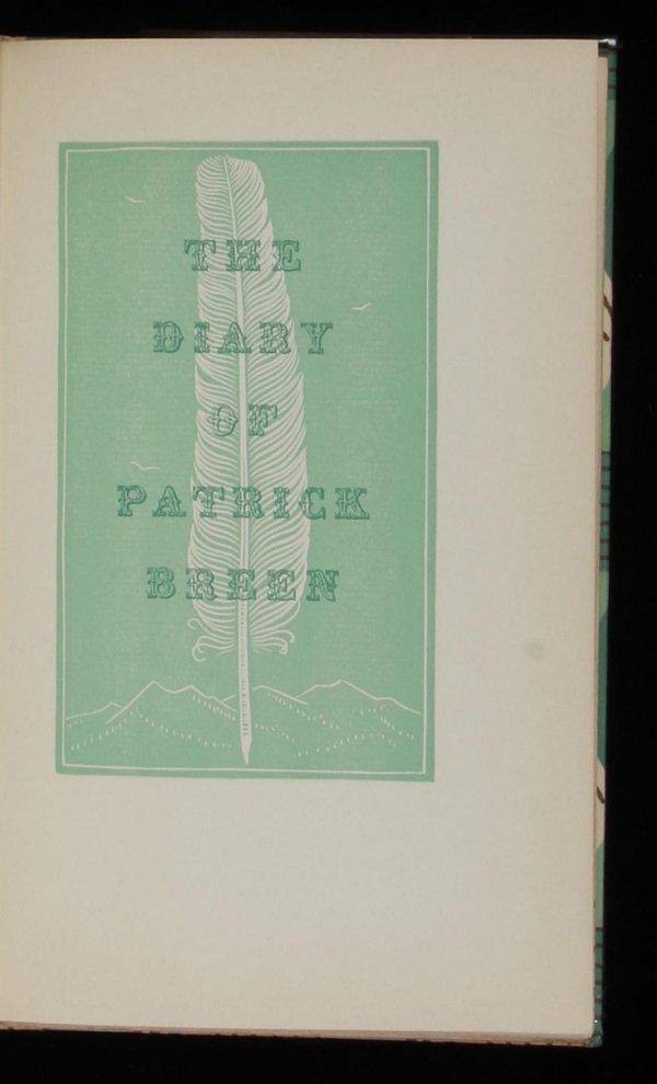 2010: Allen Press, The Diary of Patrick Breen, 1/300