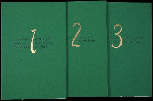 2011: (Allen Press) Persian Stories from Arabian Nights
