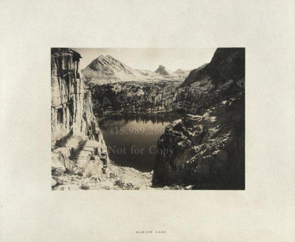 2118: Ansel Adams Parmelian Prints of the High Sierras