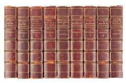 Wormeley translations of  French Court Memoirs 18 vols