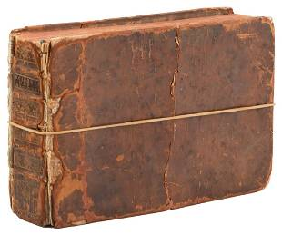18th c French handbook for men of business