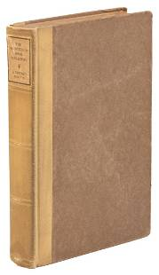 First edition of Newtons classic volume on
