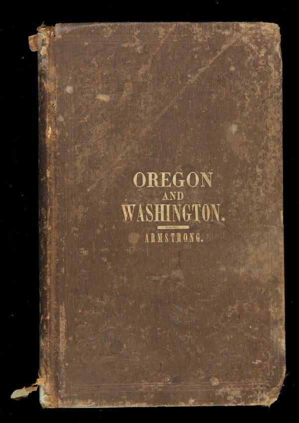 9: Armstrong's Oregon & Washington 1857