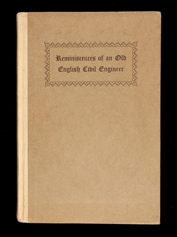 23: Reminiscences of English Civil Engineer in Oregon