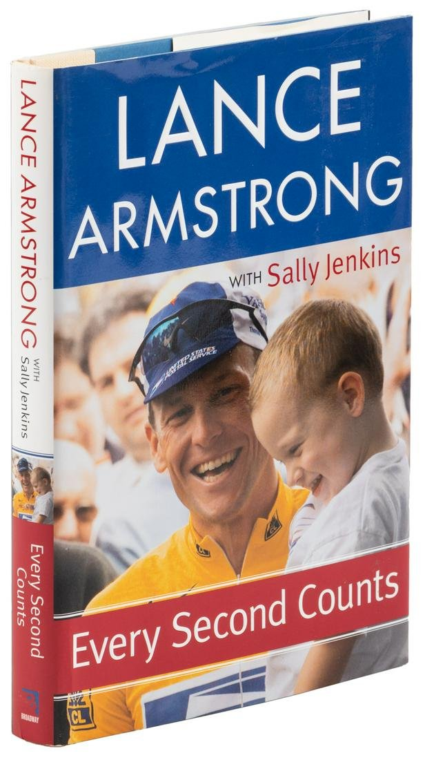 Armstrong Every Second Counts