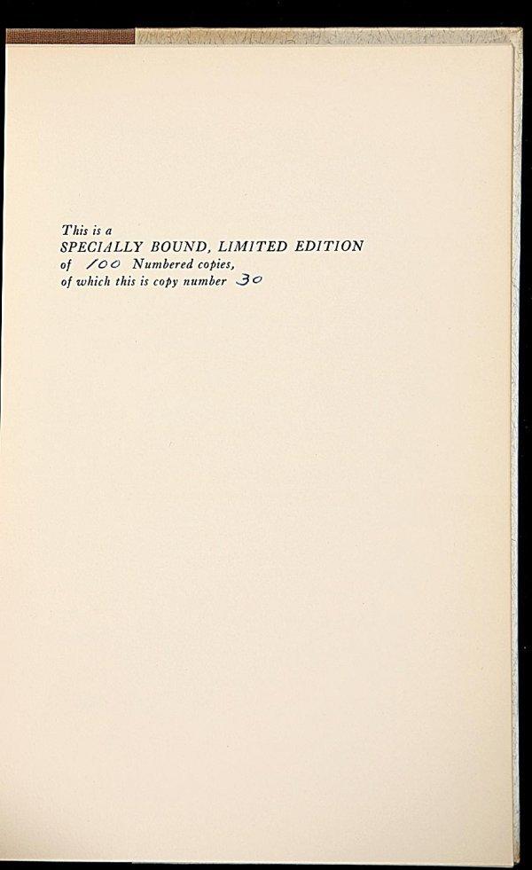 1004: Samuel Beckett, All That Fall, 1 of 100 copies
