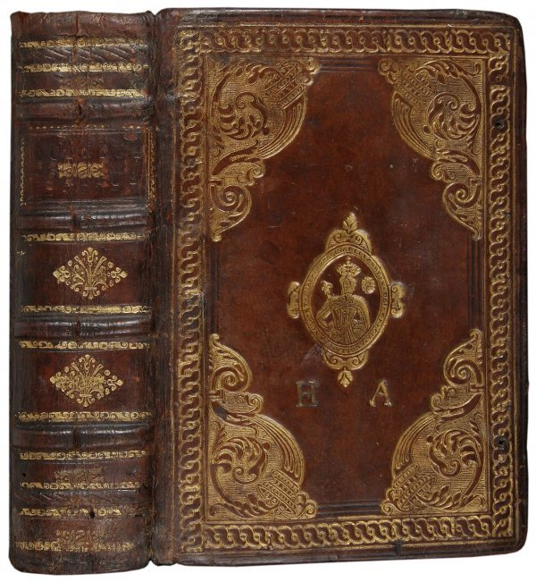 2251: Early English edition of Curtius' Alexander 1561