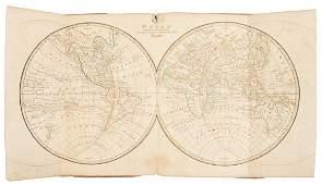 Scarce early American atlas c1820