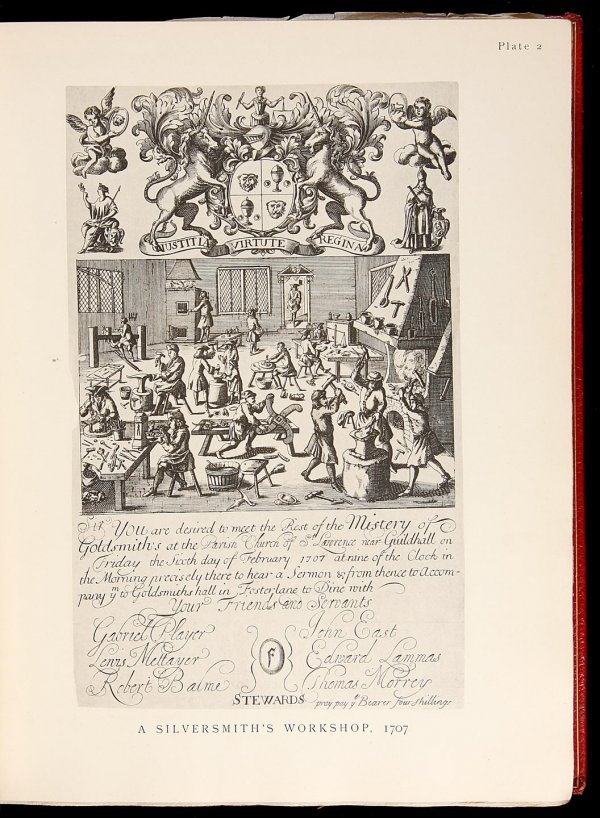 10: The Plate of the Worshipful Company of Goldsmiths