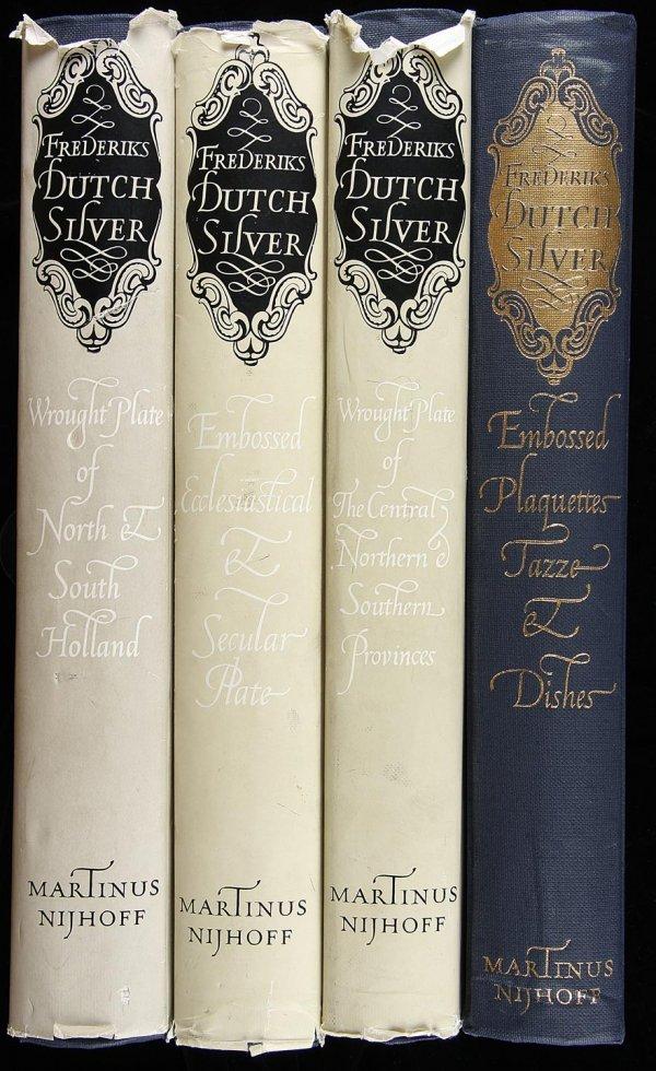 18: Frederiks Dutch Silver Complete in 4 Volumes