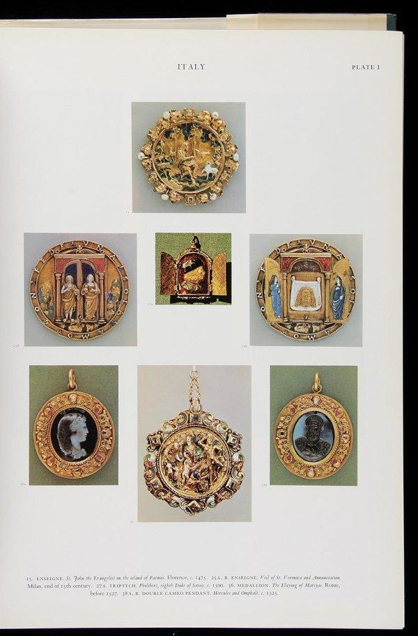 22: Yvonne Hackenbroch Renaissance Jewellery