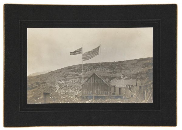 1004: Photos of White Pass Alaska 1909