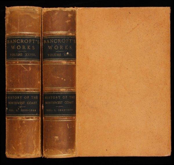 1008: Bancroft's History of the Northwest Coast