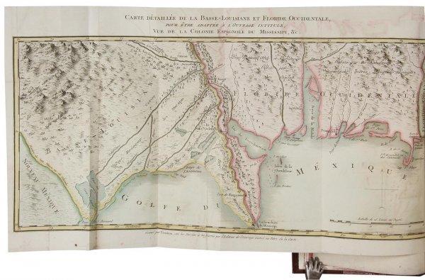 1010: Vue de la Colonie Espagnole du Mississipi 1803
