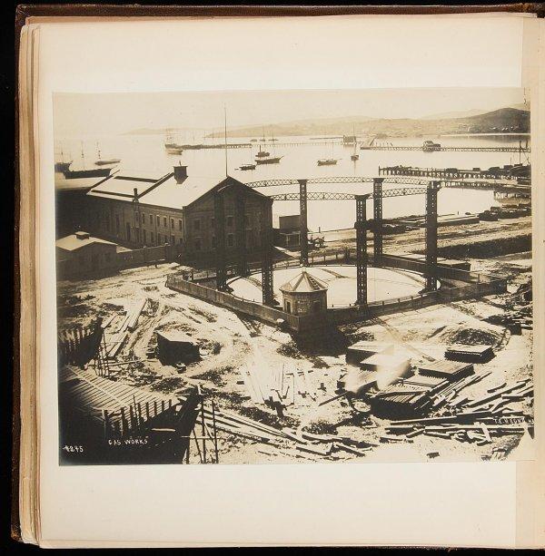 1080: Scrapbooks on S.F.'s Captain Millen Griffith - 3